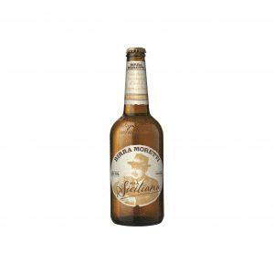 Birra Moretti alla Siciliana - 15 bottles x 50cl