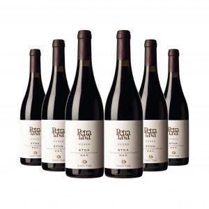 Petralava - Etna Rosso DOC - Antichi Vinai (6 bottles)