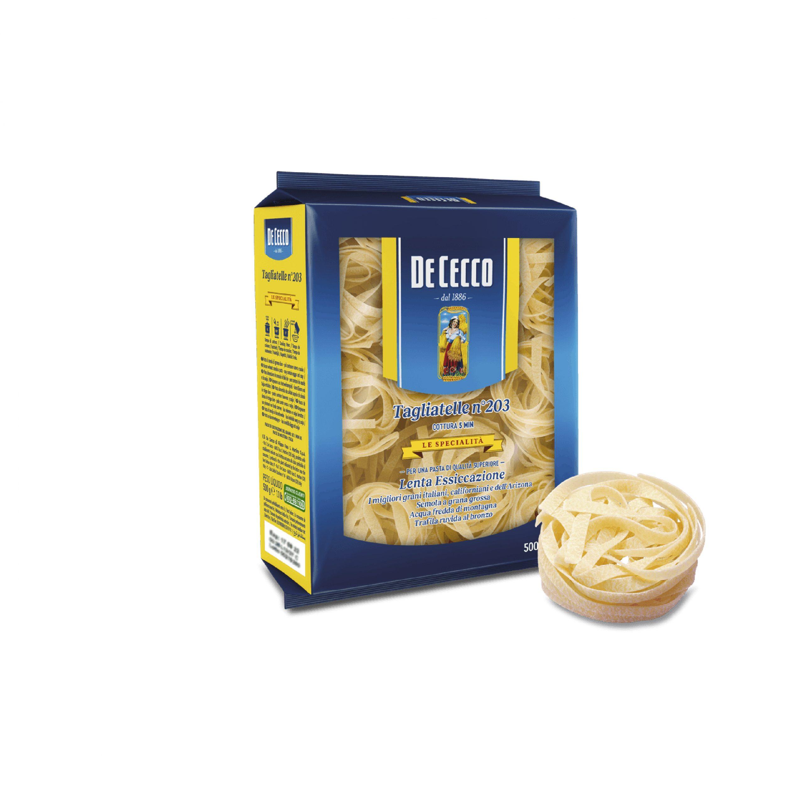 Pasta De Cecco - Tagliatelle 500gr